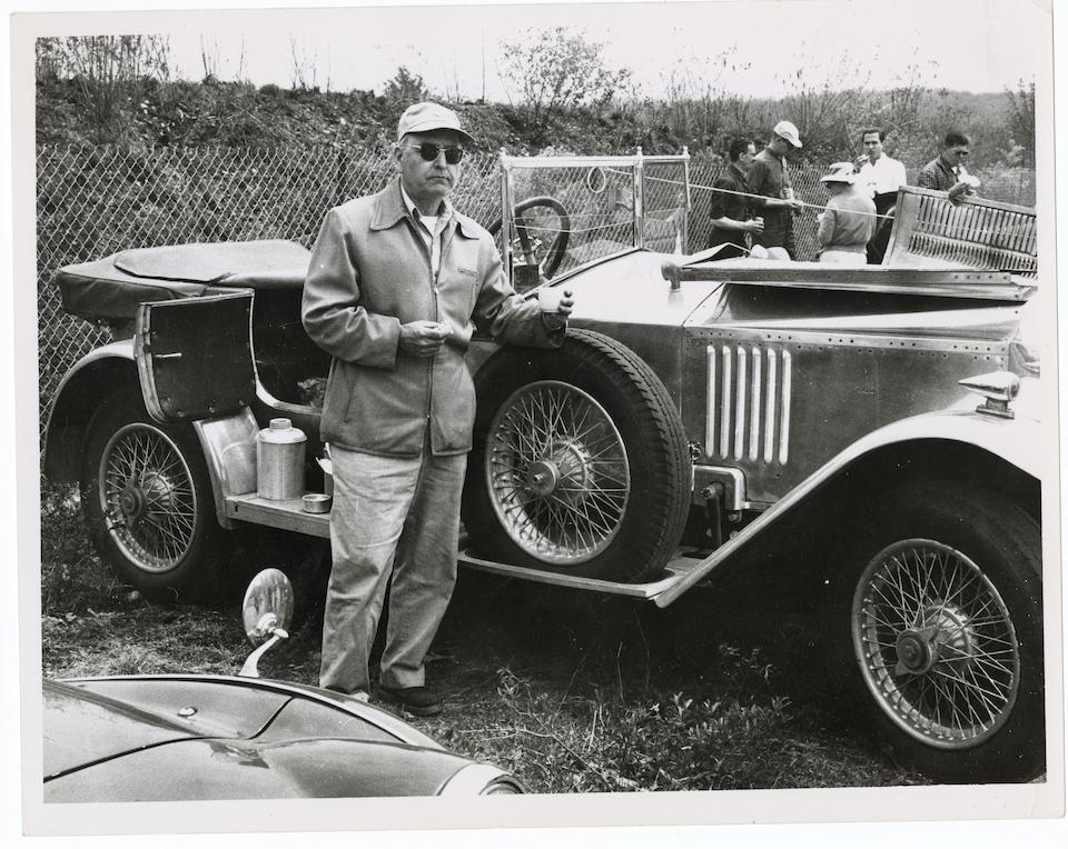 1924 Vauxhall 30/98hp OE Velox Tourer