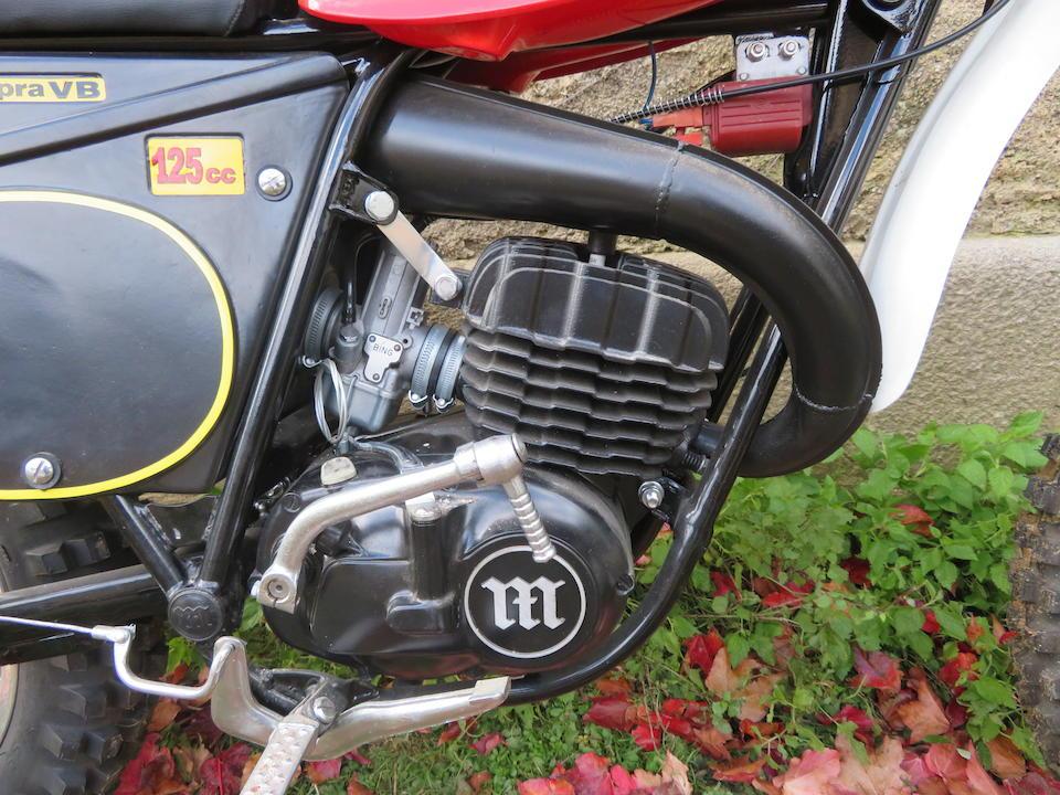 c.1977 Montesa 124cc Cappra 125 VB Frame no. 38M2169 Engine no. 38M2169