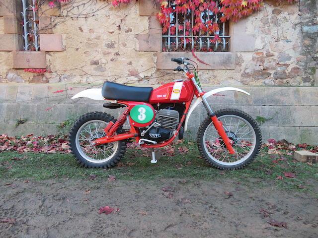 c.1975 Villa Cross 250 Frame no. FV-SD*1956* Engine no. FV-250*1956*