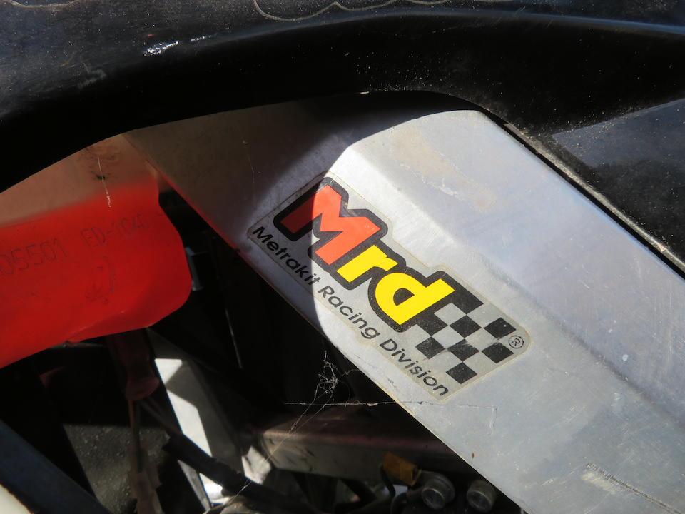 2006 Derbi 80cc Metrakit Frame no. *VTHSA2A1A6H339299* Engine no. H186209