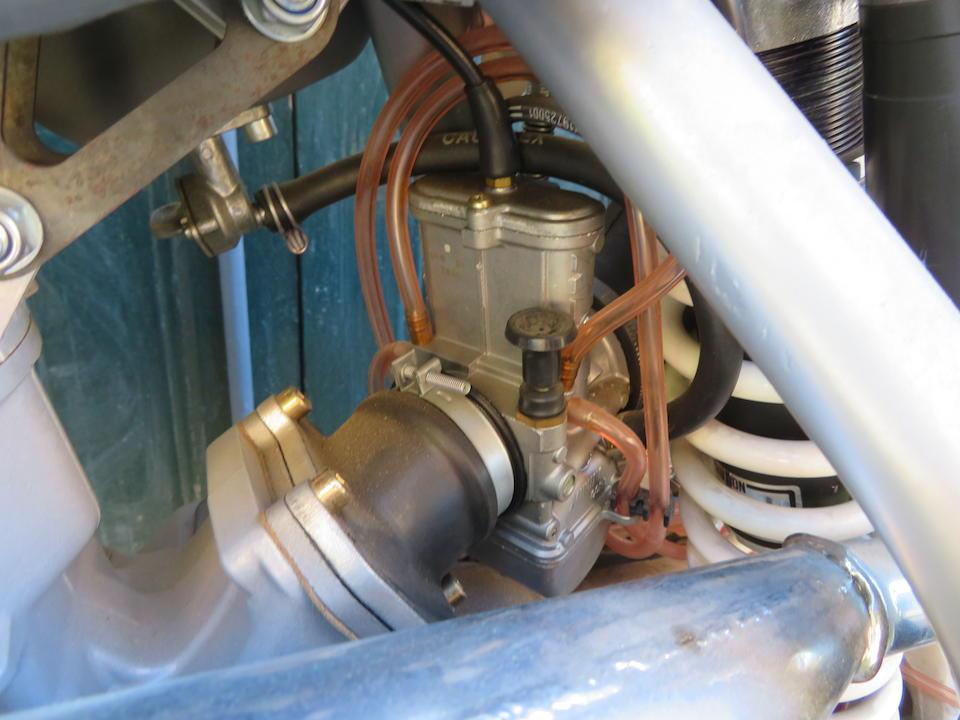 Factory Bike Desert RP250 Frame no. VT9VR1250E1001213 Engine no. 641411
