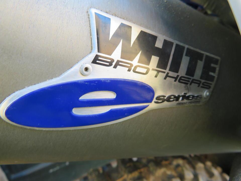 2004 Yamaha 449cc WR450F 2-TRAC Frame no. *JYACJO4W000010574* Engine no. *J314E-015067*