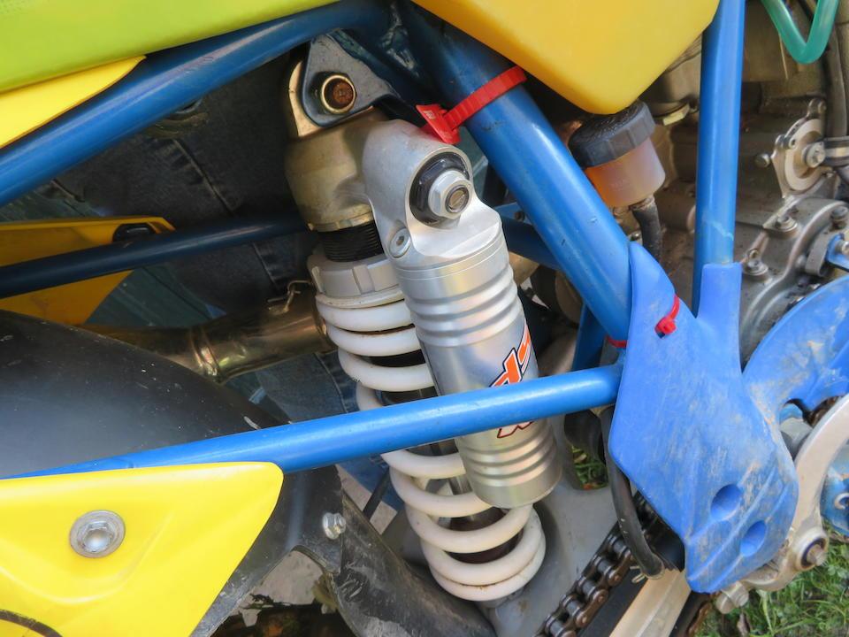c.2002 Husaberg 550cc FC550-6 Frame no. YU7FC5K9820000161 Engine no. 5532125