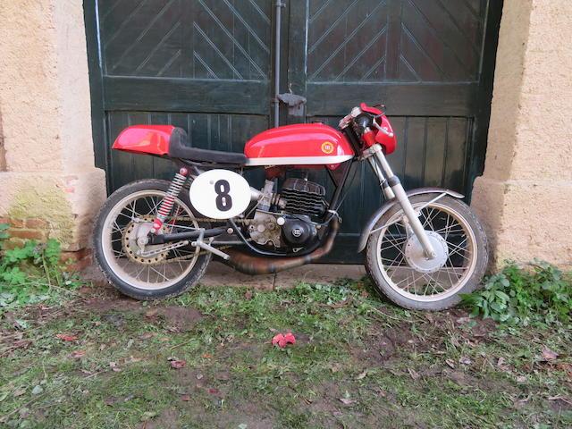 c.1974 Montesa 246cc Racing Special Frame no. none visible Engine no. 54M0190