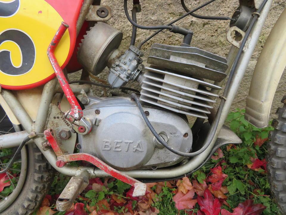 c.1971 Beta 49cc Nevada 50 Enduro Frame no. *265557* Engine no. 19-10-8