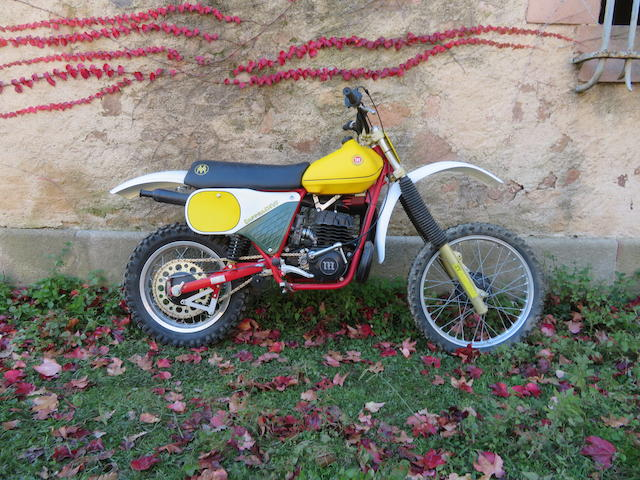 1980 Montesa 413cc Cappra 414VF Frame no. 66M2388 Engine no. 66M2388