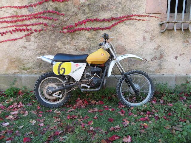 1980 Montesa 246cc Cappra 250VF Frame no. 73M15046 Engine no. 45M0047