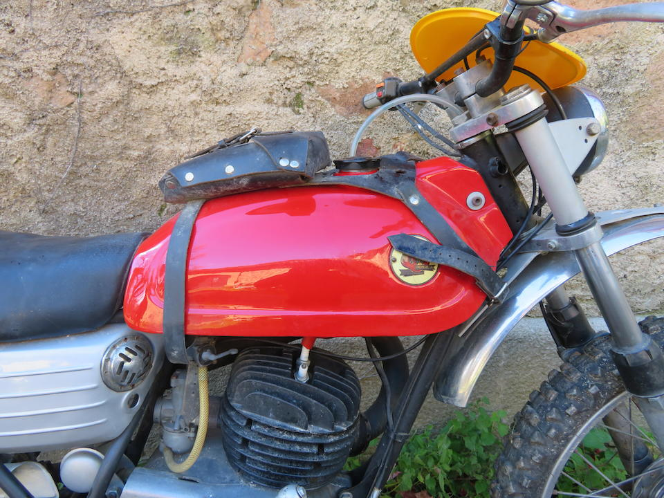 c.1970 Montesa 247cc King Scorpion  Frame no. none visible Engine no. 34M0886