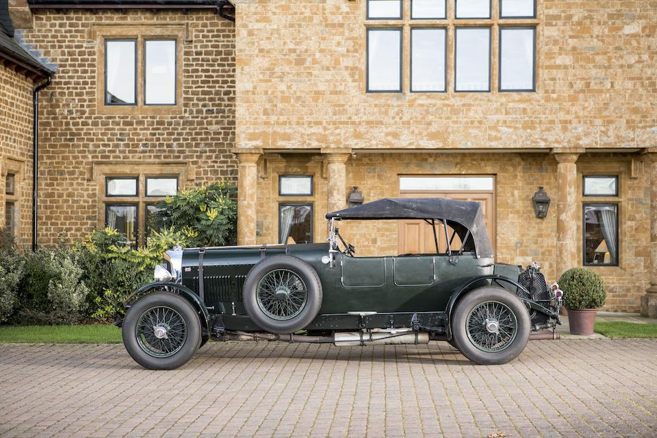 1931 Bentley 8-Litre Sports Tourer  Chassis no. YX5116
