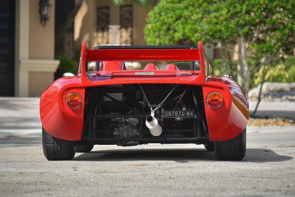 1971 Bizzarrini 128P Barchetta  Chassis no. 128P 01