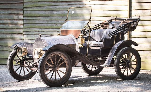 1910  Paige  Detroit 25hp Challenger Open Roadster   Chassis no. 26