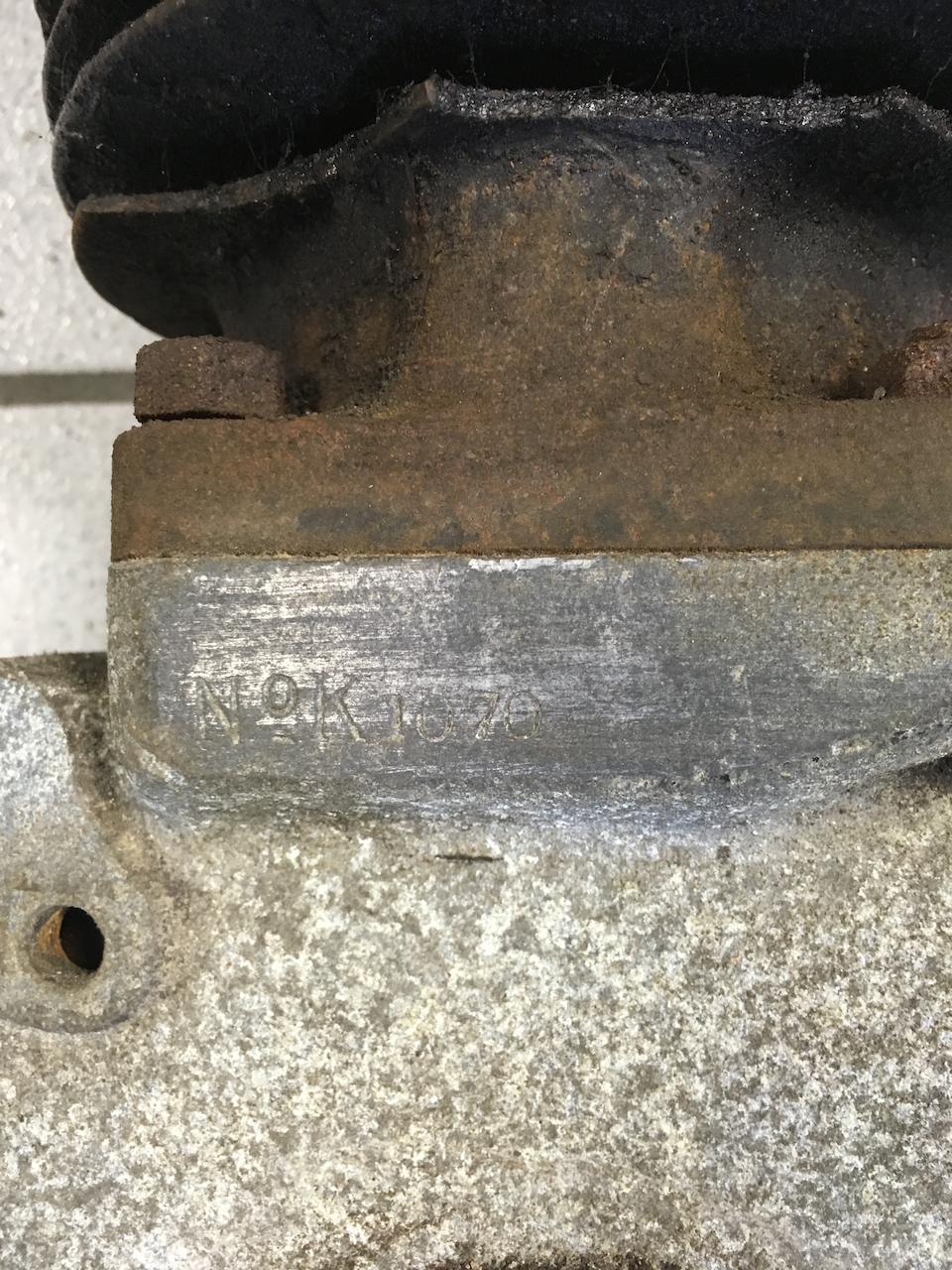 A c.1927 Velocette 348cc project  ((Qty))