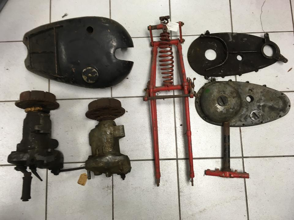 A selection of believed Ariel spares  ((Qty))