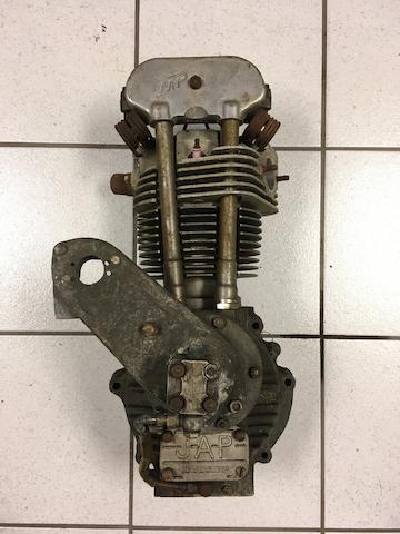 An OHV JAP engine