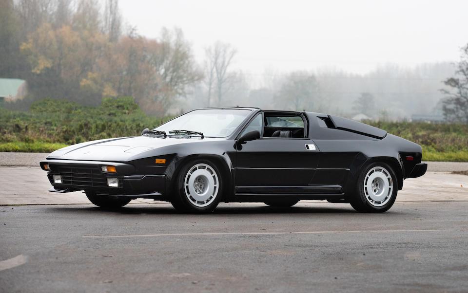 1987 Lamborghini Jalpa  Chassis no. ZA9JB00A2HLA12371