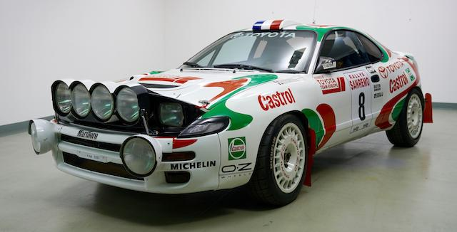 Image result for toyota celica rally
