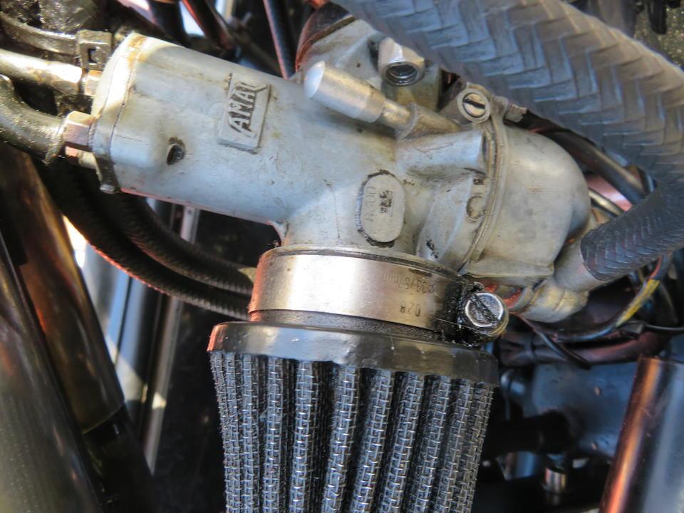 c.1953 Vincent 998cc Comet/Rapide Steib S501 Combination Frame no. RC/1/11563/B  Engine no. F10AB/1/9831