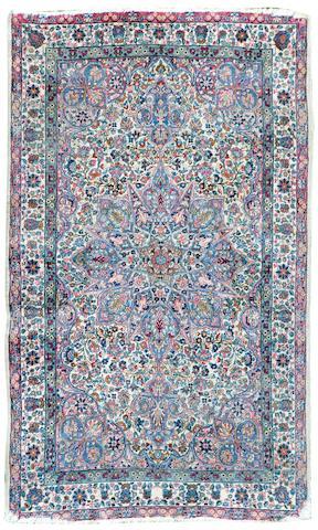 A Central Persian Carpet 140cm x 212cm