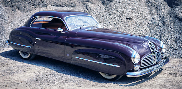1949 Delahaye 135MS Coupé  Chassis no. 800573