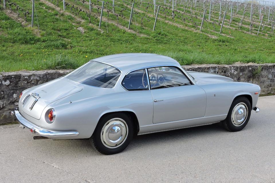 1963 Lancia Flaminia Sport 2.5-Litre 3C 'Double Bubble' Coupé  Chassis no. 824.13.3797