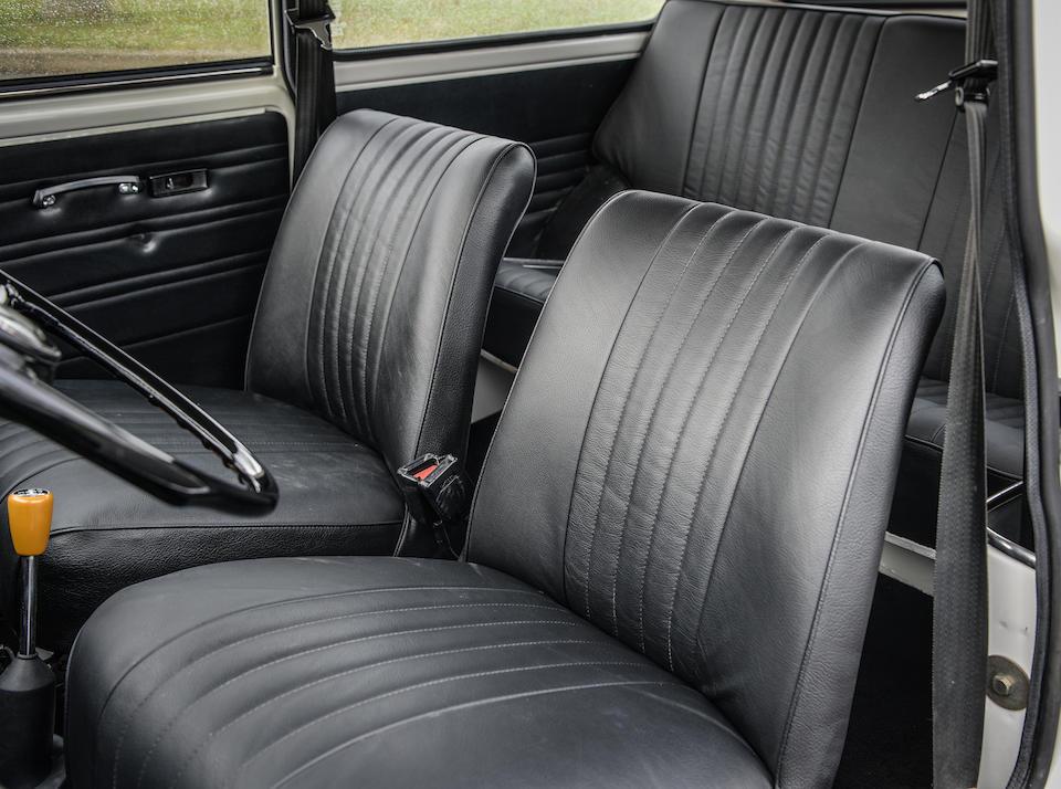 1971 Mini Cooper 1,275cc 'S' MkIII   Chassis no. XAD1 412840A