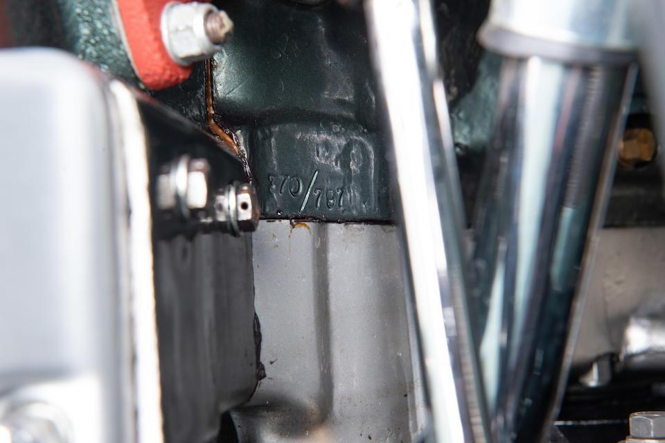 1962 Aston Martin DB4 'Series IV' Sports Saloon  Chassis no. DB4/903/R
