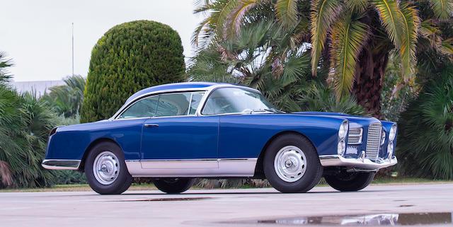 1960 Facel Vega HK500 Coupé  Chassis no. HK Z8