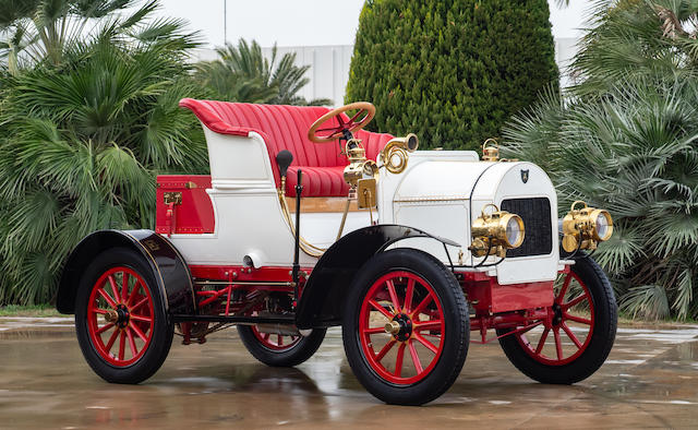 1907 Adams 10hp Two-Seater  Chassis no. to be advised