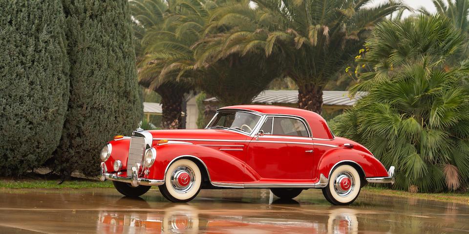 1956 Mercedes-Benz 300SC Coupé  Chassis no. 188 014 6500134