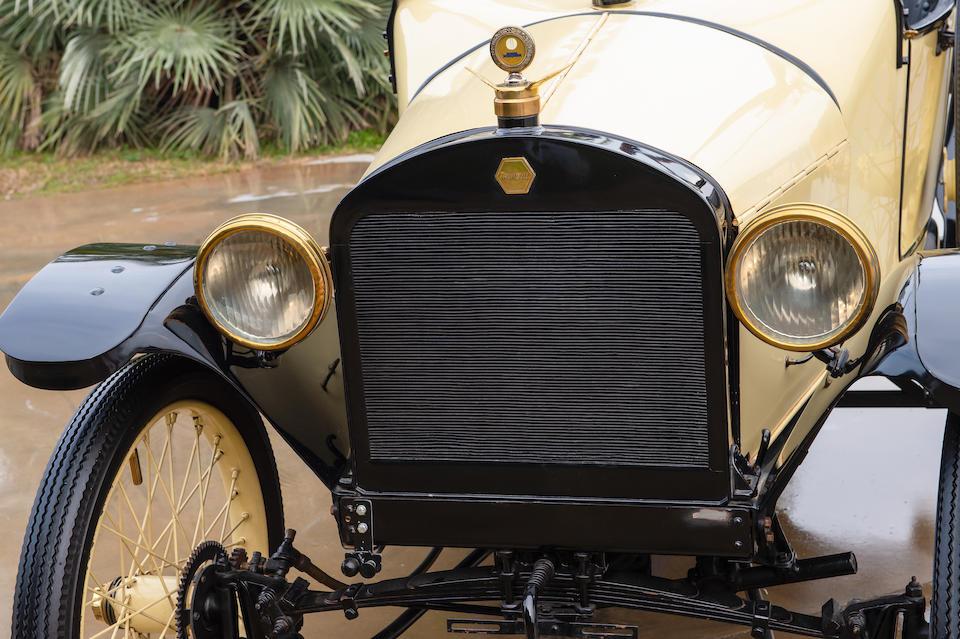 1915 Trumbull 15B Cyclecar  Chassis no. 637
