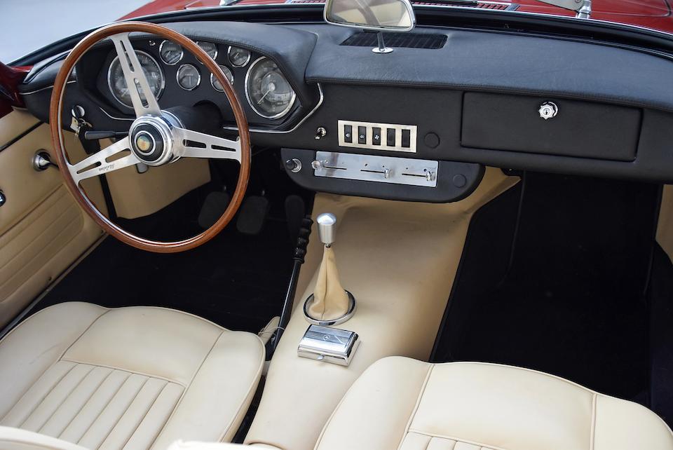 1964  Maserati Mistral Spyder  Chassis no. AM109 007