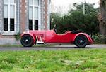 1934 Aston Martin 1½-Litre Mark II Sports Tourer  Chassis no. I4/466/L