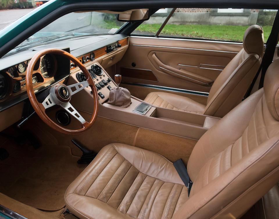 1972 Lamborghini Espada Series II Coupé  Chassis no. 8782