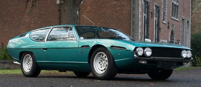 Bonhams 1972 Lamborghini Espada Series Ii Coupe Chassis No 8782