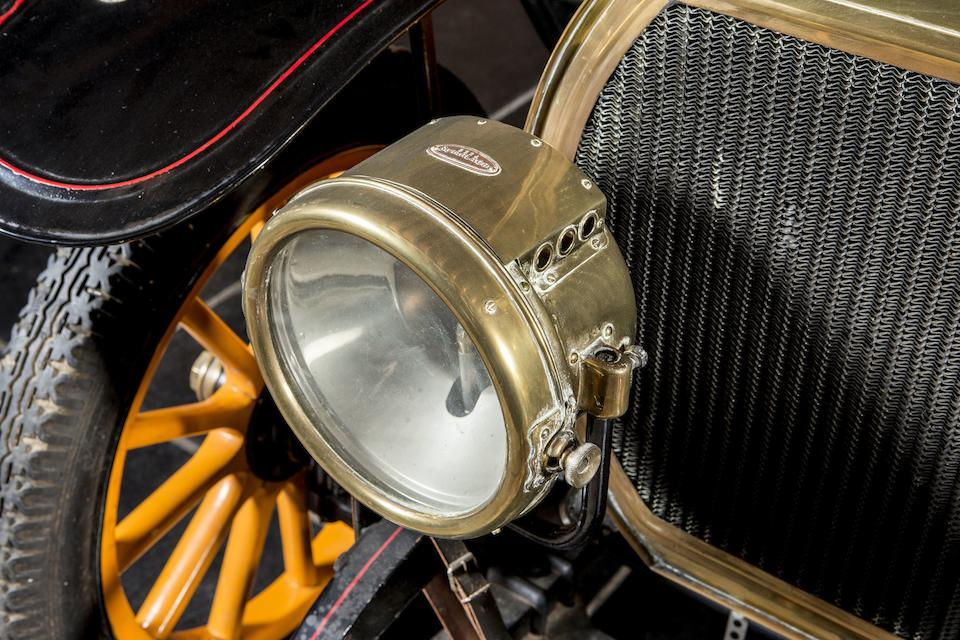 From the Jacques Vander Stappen Collection ,1912 Pilain Model 4S Two Seater Roadster  Chassis no. 11252 Engine no. 11252