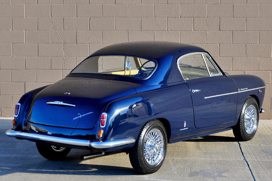 1957 FIAT 1100 TV Series 2 Coupé  Chassis no. 103TV 098941