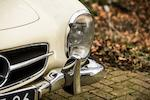Sold new in France,1958  Mercedes-Benz  300 SL Roadster  Chassis no. 198.042.8500289