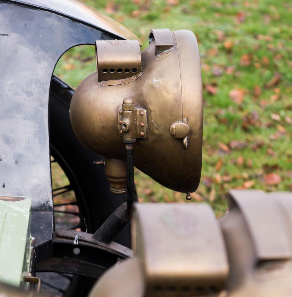 1911 Renault Type CC Torpedo  Chassis no. 29437