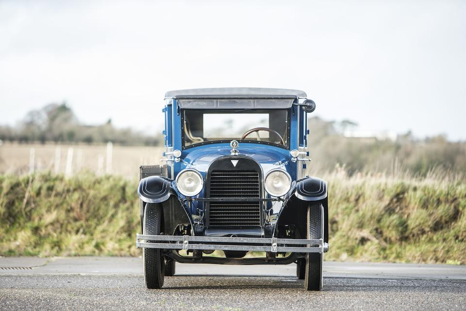 1922 Hudson Super Six Tourer  Chassis no. SAJP65FCT