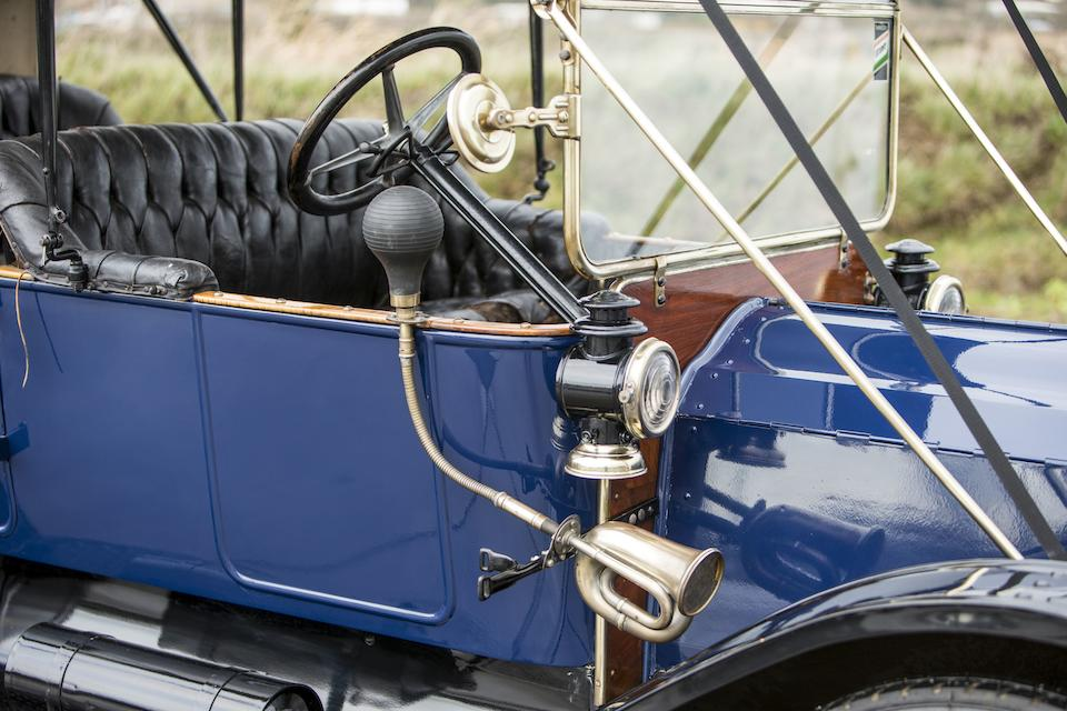 Bonhams : 1910 E M F Model 30 Tourer Chassis no  To be confirmed