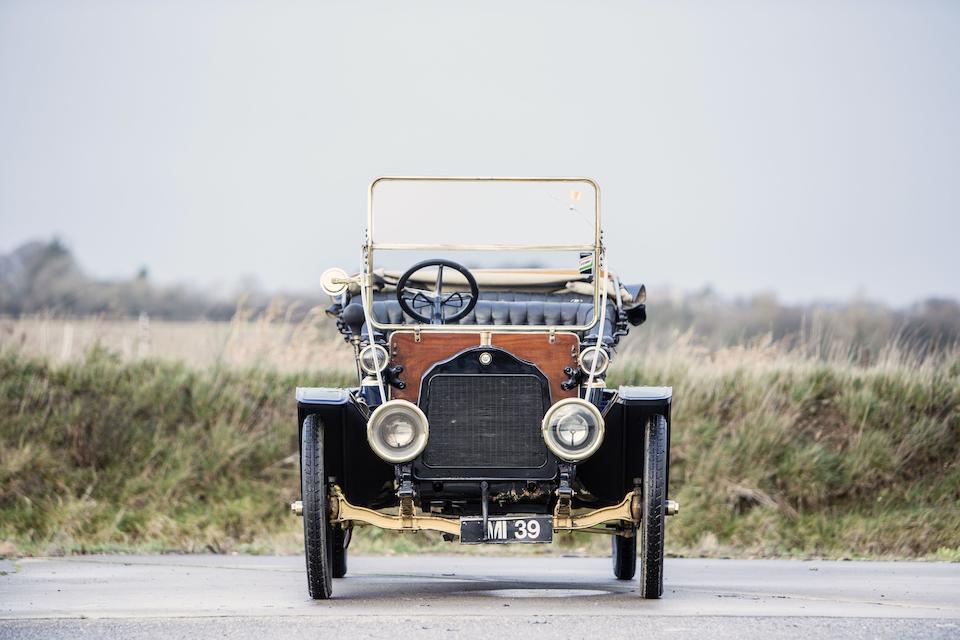 Bonhams : 1910 E M F Model 30 Tourer Chassis no  To be confirmed