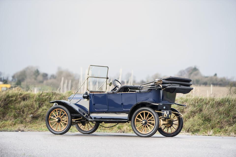 1910  E.M.F Model 30 Tourer  Chassis no. To be confirmed