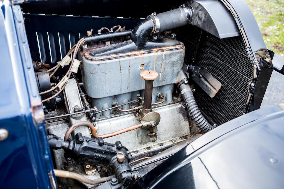 1912 Hupmobile Model 32 Tourer  Chassis no. 206