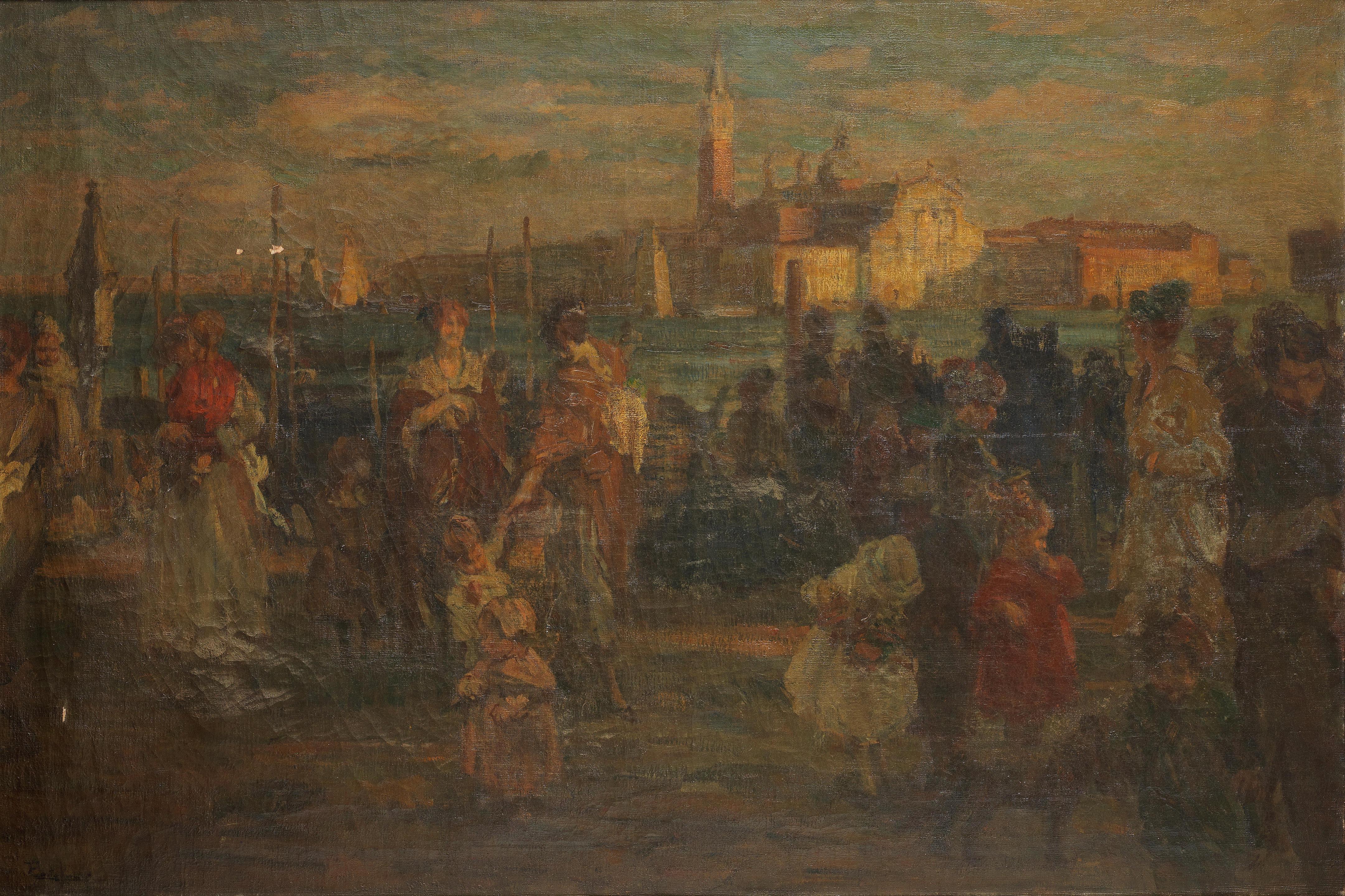 19th Century European, Victorian and British Impressionist Art