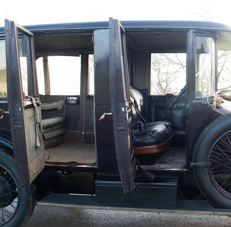 1914 Hotchkiss Type AD Limousine  Chassis no. 4384