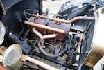 1908 Clement-Bayard AC4I Tourer  Chassis no. 8706