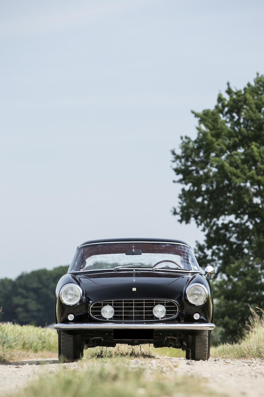 Ex-J.B. Durham,1956 Ferrari 250GT Berlinetta  Chassis no. 0543GT Engine no. 0543GT