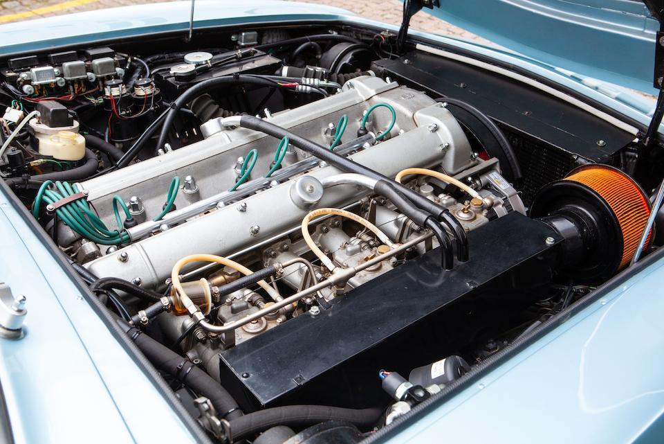 1968 Aston Martin DBS Vantage Sports Saloon  Chassis no. DBS/5110/L
