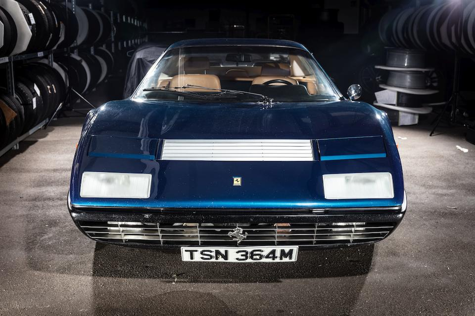 1974  Ferrari  365 GT4 Berlinetta Boxer  Chassis no. 18173 Engine no. 00216