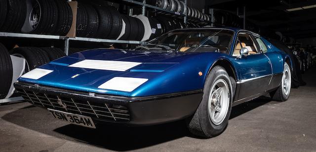 1974  Ferrari  365 GT4 Berlinetta Boxer  Chassis no. 18173 Engine no. 00216